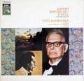 クレンペラーのマーラー/交響曲第7番「夜の歌」 独EMI 2927 LP レコード