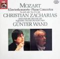 ツァハリアス&ヴァントのモーツァルト/ピアノ協奏曲第24&27番 独EMI 2927 LP レコード