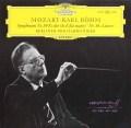 ベームのモーツァルト/交響曲第39&36番「リンツ」 独DGG 2927 LP レコード