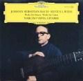 イエペスのバッハ&ヴァイス/ギター作品集 独DGG 2927 LP レコード