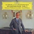 ベームのベートーヴェン/交響曲第7番 独DGG 2927 LP レコード