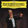 ベームのモーツァルト&ハイドン/交響曲「ジュピター」&「オックスフォード」 独DGG 2927 LP レコード
