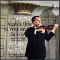 シェリングのモーツァルト/ヴァイオリン協奏曲全曲ほか 蘭PHILIPS 2927 LP レコード