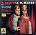 【未開封】アバドのヴェルディ/「マクベス」全曲 独DGG 2927 LP レコード