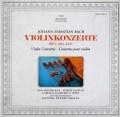 メルクスのバッハ/ヴァイオリン協奏曲集 独ARCHIV 2929 LP レコード