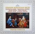 ピノックのバッハ/イタリア協奏曲、フランス風序曲ほか 独ARCHIV 2929 LP レコード