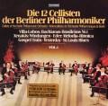 ベルリンフィルの12人のチェロ奏者たち 第1集 独TELEFUNKEN 2929 LP レコード