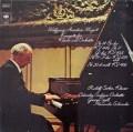 ゼルキンのモーツァルト/ピアノ協奏曲第14,17,19&20番 独CBS 2929 LP レコード