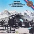マゼールのマーラー/交響曲第7番 蘭CBS 2929 LP レコード