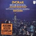 小澤のドヴォルザーク/交響曲第9番「新世界より」 独PHILIPS 2929 LP レコード