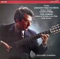 ロメロ&マリナーのロドリーゴ/ギターと管弦楽のための「宴の協奏曲」ほか 蘭PHILIPS 2929 LP レコード