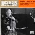 カザルスのバッハ/無伴奏チェロ組曲第5&6番 独EMI 2929 LP レコード