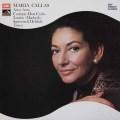 カラス/オペラ・アリア集  英EMI(HMV) 2929 LP レコード
