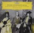 イタリア弦楽三重奏団のモーツァルト/ディヴェルティメント K.563  独DGG 2929 LP レコード