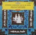 【赤ステレオ】ベームのシューベルト/交響曲第9番「グレイト」  独DGG 2929 LP レコード