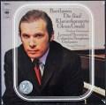 グールド&バーンスタインほかのベートーヴェン/ピアノ協奏曲集 独CBS 2929 LP レコード