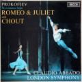 【オリジナル盤】アバドのプロコフィエフ/「ロミオとジュリエット」ほか 英DECCA 2931 LP レコード