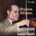 オイストラフ&ヒンデミットのヒンデミット/ヴァイオリン協奏曲ほか 英DECCA 2931 LP レコード