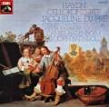 デュ・プレのハイドン/チェロ協奏曲第1&2番 独EMI 2931 LP レコード