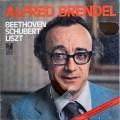 【未開封】ブレンデルのベートーヴェン、シューベルト&リスト/ピアノソナタ集 独FSM 2931 LP レコード
