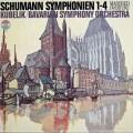 クーベリックのシューマン/交響曲全集 独CBS 2931 LP レコード