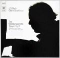 【特典盤付】グールドのバッハ/平均律クラヴィーア曲集第2巻全曲 独CBS 2931 LP レコード