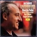 未開封:ポリーニのベートーヴェン/ピアノ協奏曲集 独DGG 2931 LP レコード