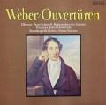 スウィトナーのウェーバー/序曲集 独ETERNA 2933 LP レコード