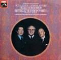 【オリジナル盤】ロストロポーヴィチのルトスワフスキ/チェロ協奏曲ほか 英EMI 2933 LP レコード
