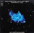 ワルターのマーラー/交響曲第2番「復活」 独CBS 2933 LP レコード