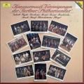 未開封:ベルリン・フィルメンバーによる室内楽アンサンブル集 独DGG 2933 LP レコード