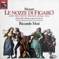 未開封:ムーティのモーツァルト/「フィガロの結婚」 独EMI 2933 LP レコード