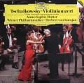 ムター&カラヤンのチャイコフスキー/ヴァイオリン協奏曲  独DGG 2934 LP レコード