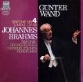 ヴァントのブラームス/交響曲第4番   独HM 2934 LP レコード