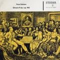 ボッセ、ズスケらのシューベルト/八重奏曲   独ETERNA 2934 LP レコード