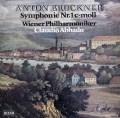 アバドのブルックナー/交響曲第1番   独DECCA 2934 LP レコード