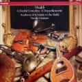 マリナー&アカデミー室内管弦楽団のヴィヴァルディ/二重協奏曲集    蘭DECCA 2934 LP レコード