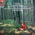 ムター&カラヤンのヴィヴァルディ/「四季」    独EMI 2934 LP レコード