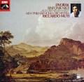 ムーティのドヴォルザーク/交響曲第9番「新世界より」    独EMI 2934 LP レコード