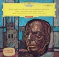 【オリジナル盤】D.F=ディースカウ&フリッチャイのバルトーク/歌劇「青ひげ公の城」    独DGG 2936 LP レコード