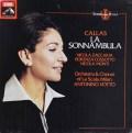 カラスのベッリーニ/歌劇「夢遊病の女」全曲   英EMI 2936 LP レコード