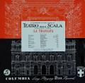 【ステッラのサイン入り・オリジナル盤】セラフィンのヴェルディ/「椿姫」全曲  英Columbia 2936 LP レコード
