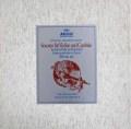メルクス&ドレフュスのバッハ/ヴァイオリンソナタ集 独ARCHIV 2936 LP レコード