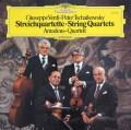 アマデウス四重奏団のヴェルディ&チャイコフスキー/弦楽四重奏曲 独DGG 2937 LP レコード