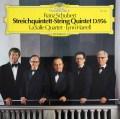 ラサール四重奏団&ハレルのシューベルト/弦楽五重奏曲 独DGG 2937 LP レコード