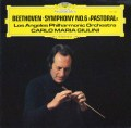 ジュリーニのベートーヴェン/交響曲第6番「田園」 独DGG 2937 LP レコード