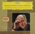 【赤ステレオ】リヒテルのモーツァルト&プロコフィエフ/ピアノ協奏曲  独DGG 2937 LP レコード