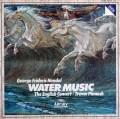 ピノックのヘンデル/「水上の音楽」全曲 独ARCHIV 2937 LP レコード