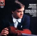 ズッカーマン&フェルバーのモーツァルト/ヴァイオリン協奏曲第1&4番 独EMI 2937 LP レコード
