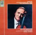 メニューイン&ドラティのバルトーク/ヴァイオリン協奏曲第1番ほか 独EMI 2937 LP レコード